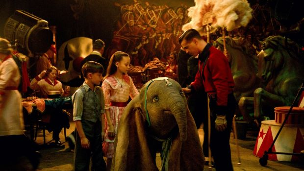 Image result for dumbo cast