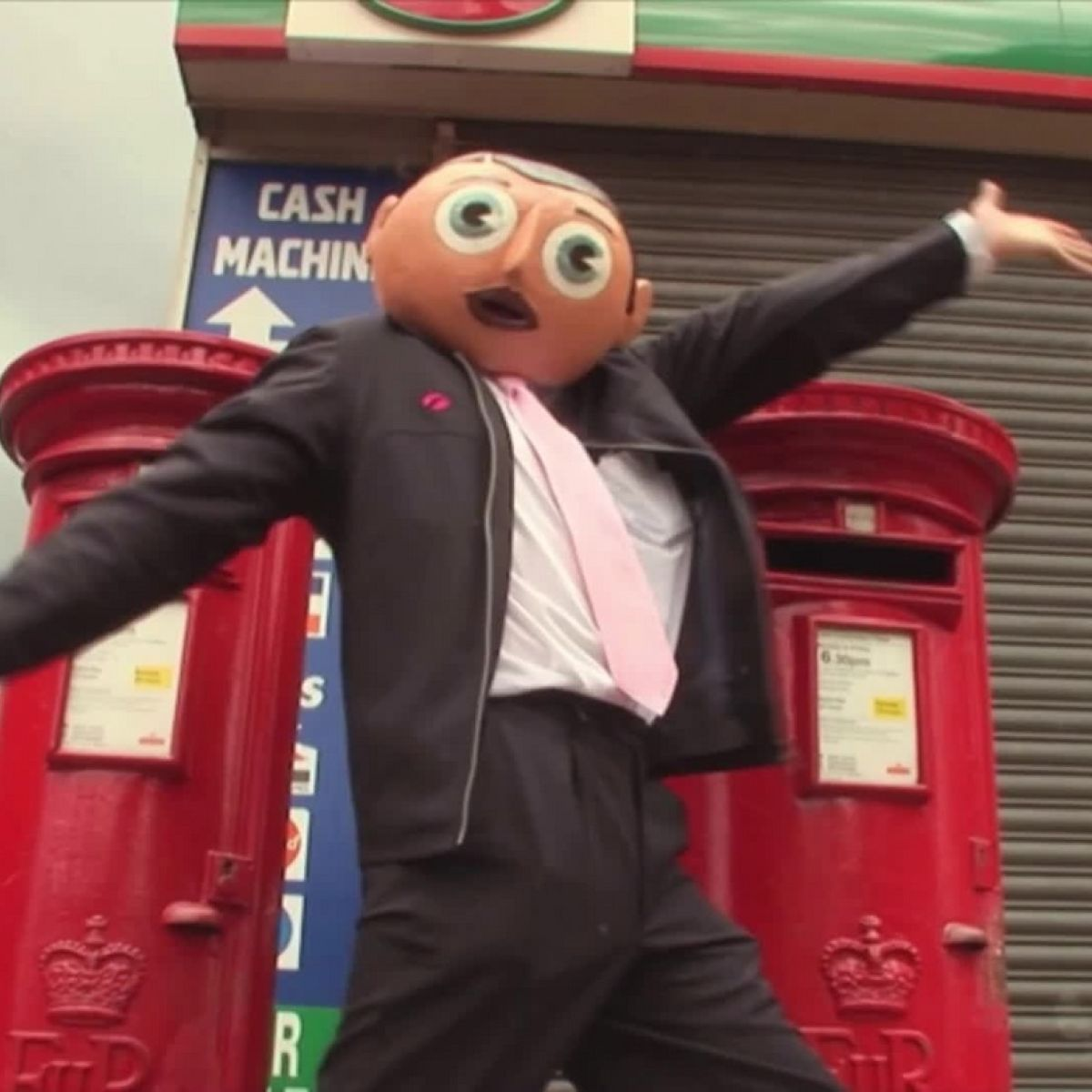 Being Frank: The Chris Sievey Story – A look at the man