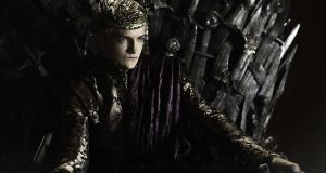 Jack Gleeson as Joffrey in Game of Thrones. Photograph: HBO