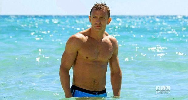 Daniel Craig Is Doing 12 Hour Workouts Ian Flemings James Bond