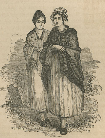 The wren women of the Curragh