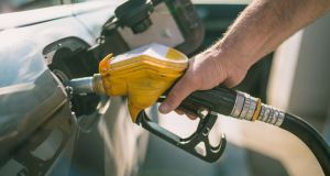 The current carbon tax adds about 5.3 cents to a litre of diesel. Photograph: iStock