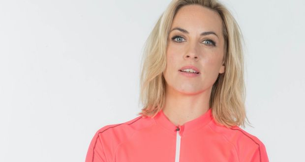 Kathryn Thomas: 'The home gym thing actually started when I was pregnant, when I just preferred the comfort and privacy of my own home.'