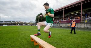 At 27, Paul Murphy is now one of the oldest members of Kerry's panel. Photograph: Morgan Treacy