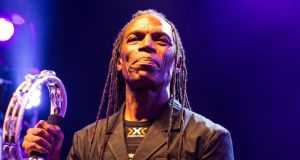 Ranking Roger: the Beat singer in 2017. Photograph: Lorne Thomson/Redferns/Getty