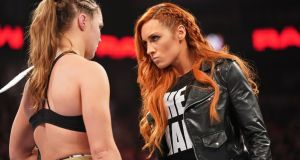 With her vivid orange hair and penchant for trash talking, Becky Lynch quickly became a WWE fan favourite