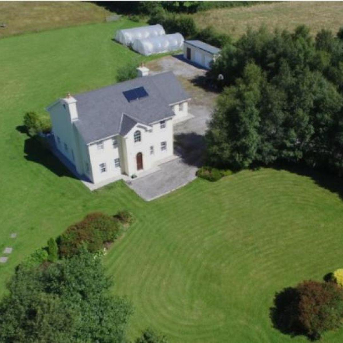 Mitchelstown Castle - Wikipedia