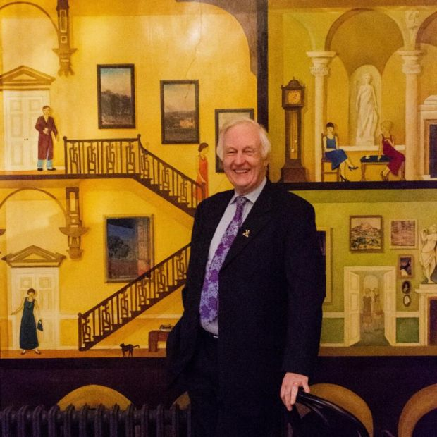 Bewley's of Grafton Street: the historian Pat Liddy will be giving tours of the landmark Dublin cafe