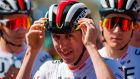 Dan Martin finished third on stage three of the Volta a Catalunya. Photograph:  Josep Lago/AFP/Getty Images