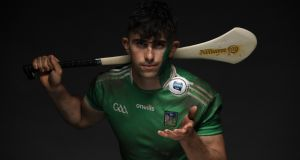 Aaron Gillane of Limerick, who meet  Waterford  in this Sunday's Division 1 decider at Croke Park at 2pm. Photograph:  Brendan Moran/Sportsfile