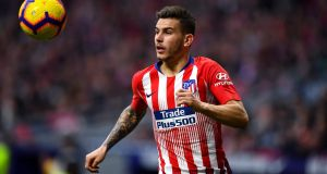 Bayern Munich have announced the signing of Lucas Hernandez. Photograph: Getty Images