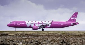 WOW Air began flying from Ireland in July 2015.