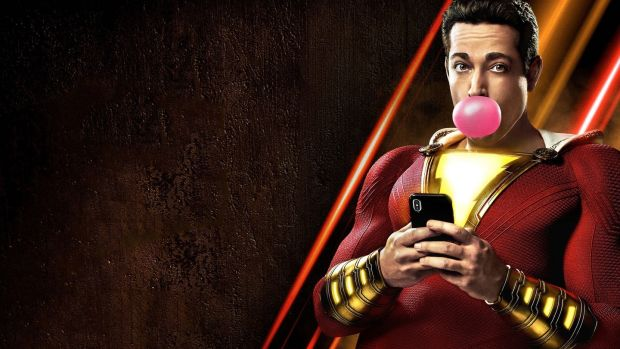 Shazam! is released on April 5th