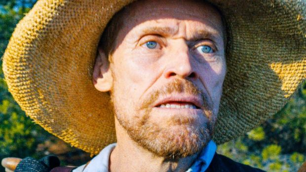 New this week: Willem Dafoe in At Eternity's Gate