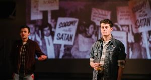 A Queer Céilí at the Marty Forsythe: Christopher Grant and Simon Sweeney in Kabosh's Belfast production