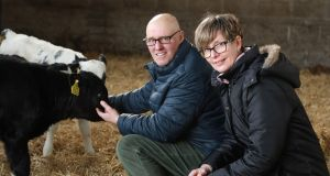 Liam and Simone Webb: participants bring life to the farm too as farming can be isolating.