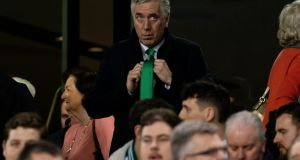 Football Association of Ireland's John Delaney: FAI board lacks overall independence and many members appear to be too close to the association by dint of time served. Photograph: Tom Honan