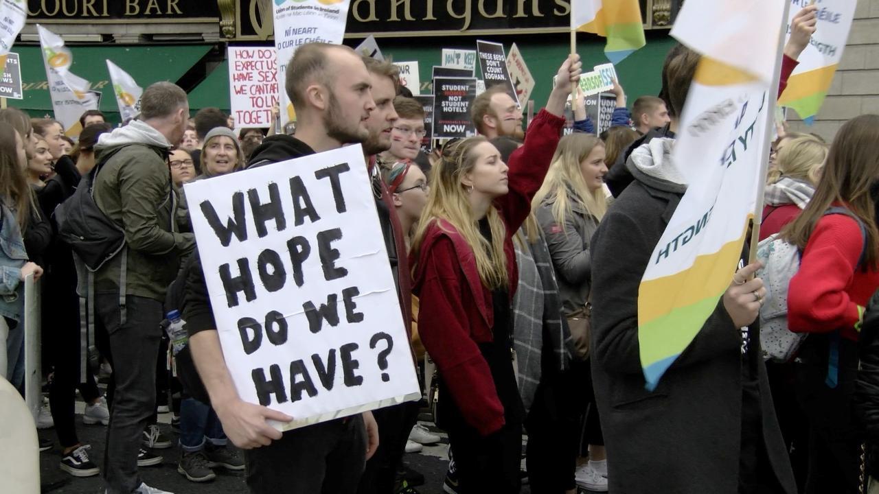 Ireland S Housing Crisis In Numbers