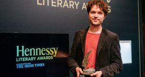 Colin Walsh, Hennessy New Irish Writer of the Year 2019
