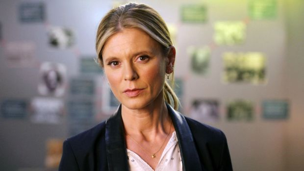 Emilia Fox in Jack the Ripper –The Case Reopened