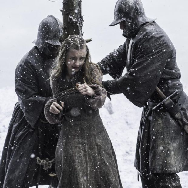 Game of Thrones: Princess Shireen Baratheon (Kerry Ingram), who was burnt alive at the stake by her father