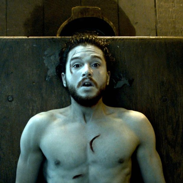 Game of Thrones: Jon Snow (Kit Harington) returns from the dead