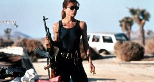 Sarah Connor, mother to future revolutionary John Connor, surely scores as the most impressively 'badass' mom of the modern era