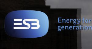 ESB generates electricity and sells both it and natural gas to homes and businesses. Photograph: Aidan Crawley