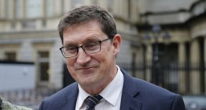 The Greens are running 100 candidates North and South in the local elections – a springboard, says leader Eamon Ryan, to a general election he expects in September/October. Photograph: Nick Bradshaw/The Irish Times