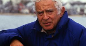 Norman Mailer. Photograph: Ken Regan/NMWC