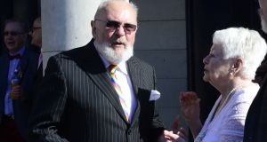 Senator David Norris described the alleged hazing as reported by the UT as a 'stupid Anglo American piece of nonsense which can sometimes be quite dangerous'. Photograph: Cyril Byrne