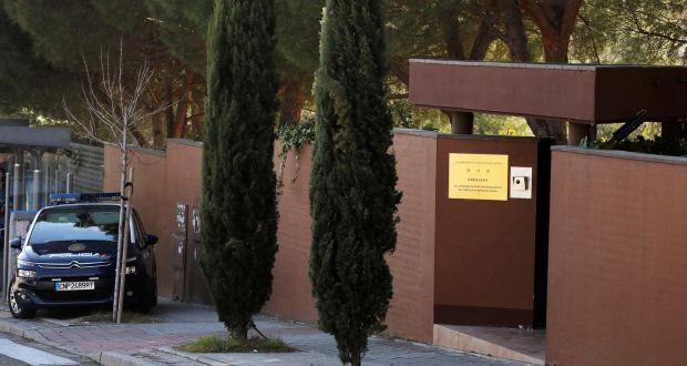 North Korea Says Embassy Raid In Spain Was A Terrorist Attack