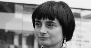 French film director Agnes Varda: late artist's   work was fuelled by empathy. Photograph: Getty/AFP