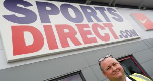 Mike Ashley, founder and majority shareholder of sportswear retailer Sports Direct. Photograph: Reuters