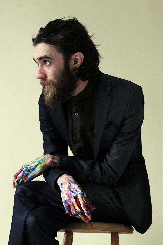 "Keaton Henson: ""I've always struggled with the idea that because I bleed onto a page for someone that I'm also expected or obliged to take pictures of my lunch, or say where I am, or whom I'm with."""