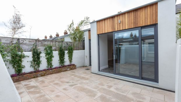 After: Extension 29 St Alban's Road Dublin 8