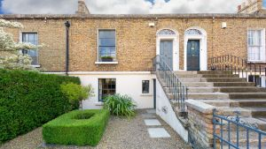 No 5 Gulistan Terrace: Rathmines  period home for €850,000.