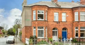 107 Park Lane:  a lovely four-bed period family home in Sandymount.