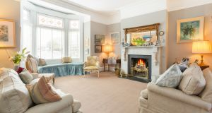 107 Sandymount Avenue: a lovely four-bed period family home in Sandymount.