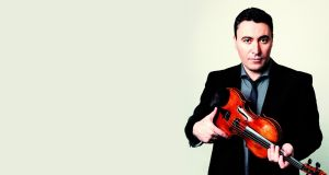 Maxim Vengerov: Nothing bland in his unassuming, highly articulate playing. Photograph: Benjamin Ealovega