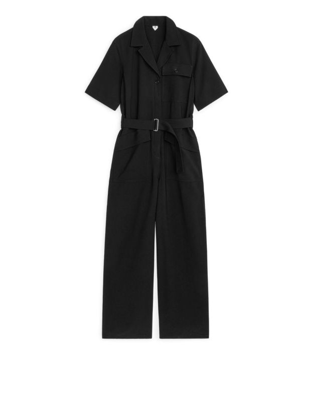 Boilersuit, €150, Arket
