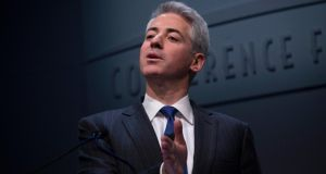 Hedge fund manager Bill Ackman lost hundreds of millions of dollars betting against nutritional supplement company Herbalife. Photographer: Scott Eells/Bloomberg