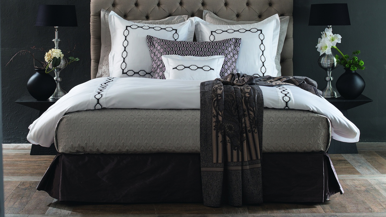 Belledorm Sateen Cotton Flat Sheet//Top Sheet 600TC Plain Single Double King