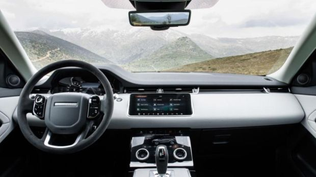 Range Rover's Evoque ticks all the boxes in orderly fashion