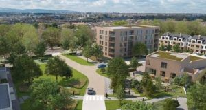 Cairn Homes applied to build 377 apartments and eight houses on a three-hectare north Dublin site, that was previously owned by the Christian Brothers.