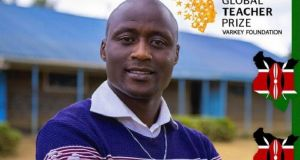 Br Peter Mokaya Tabichi (36), a maths and physics teacher at Keriko Secondary School in Pwani village in his native Kenya, has won the Varkey Foundation 2019 Global Teacher of the Year Award.