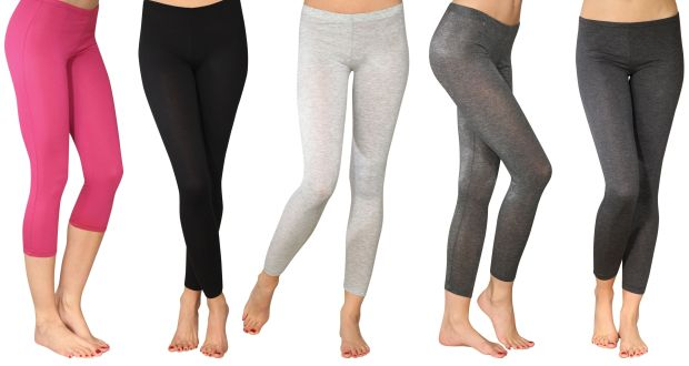 e245e68f78e345 Generation gap: leggings function differently for different age groups.  Photograph: iStock