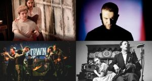 MusicTown 2019 (clockwise from top left): The Deadly World of Opera, Damien Dempsey, 'My Father's Kind' and Stomptown Brass.