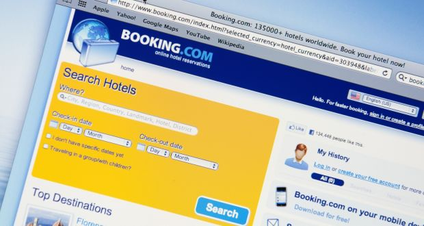 Hotel website cancels booking over 'invalid' bank card