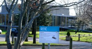 """Only 0.7 per cent of programmes broadcast on RTÉ television are classified as Irish language programmes. Or, in other words, approximately 99 per cent	of programmes are in English only,"" an Coimisinéir Teanga Rónán Ó Domhnaill has found."
